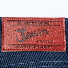 自重堂 56602 [春夏用]JAWIN ストレッチノータックカーゴパンツ 革ラベル