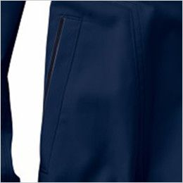 自重堂 74040 [春夏用]Z-DRAGON 空調服 制電 長袖ブルゾン 両脇 ポケット