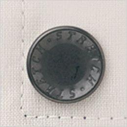 自重堂 85914 [春夏用]まるごとストレッチ 半袖シャツ オリジナルデザインボタン