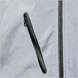 88200SET シンメン S-AIR SK型ブルゾン(男性用) スタイリッシュな右胸の斜めポケット