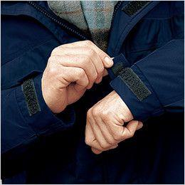 2806 桑和 防水防寒コート マジックテープ