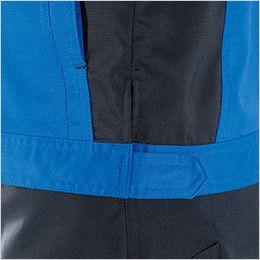 8106 TS DESIGN AIR ACTIVE ロングスリーブジャケット(男女兼用) 調節可能