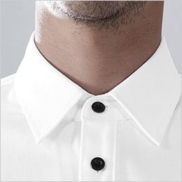 81355 TS DESIGN ES [通年]ワークニットショートポロシャツ(男女兼用) 台襟仕様