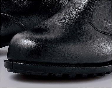 ジーベック 85028 安全半長靴 スチール先芯 鋼製先芯