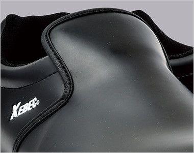 ジーベック 85661 厨房シューズ 足の甲まで覆うデザイン