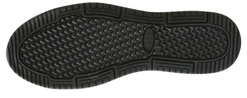 S2151 自重堂 Field Message 軽量セーフティスニーカー 樹脂先芯 アウトソール・靴底