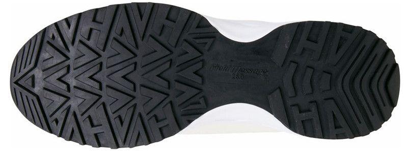 自重堂 S2181 Field Message セーフティーシューズ[ひもタイプ] スチール先芯 アウトソール・靴底