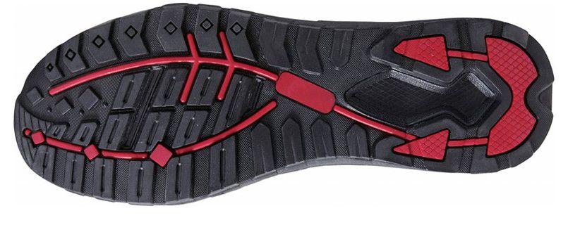 自重堂Z-DRAGON S6161 グラデーションセーフティスニーカー 樹脂先芯 アウトソール・靴底