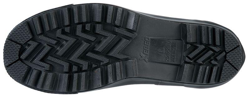 ジーベック 85719 セフティ長靴 スチール先芯 アウトソール・靴底